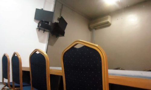 Webhaptic Lagos Focus Group Facility Viewing Room